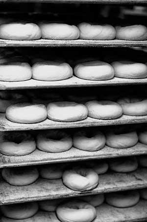 Hot Bagels