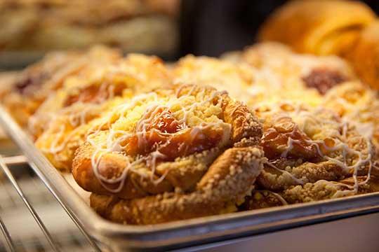Fresh Pastry